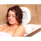 Bath PILLOW Luxury Comfort White 3-panel Vinyl Bathtub Hot Tub Spa