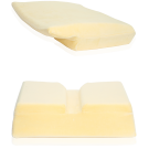 Memory Foam Pillow Small Version - Sleeping w/ Arm Under Pillow