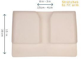 Better Sleep<br /> Pillow w/ Terry Cloth Cover