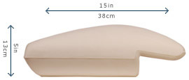 Better Sleep Pillow - With Terry Cloth Cover